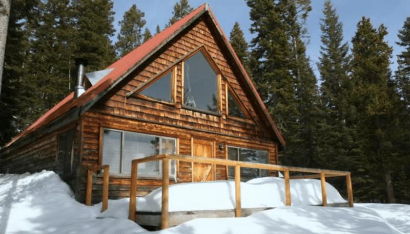 Paulina Lake Lodge   Central Oregon Cabins