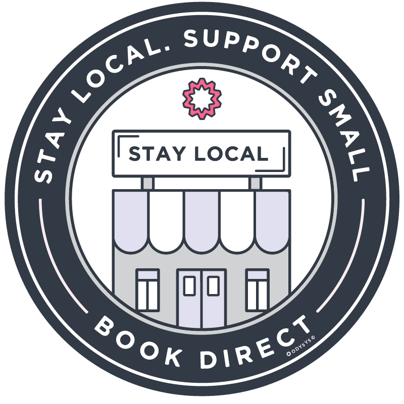 Stay Local Support Small