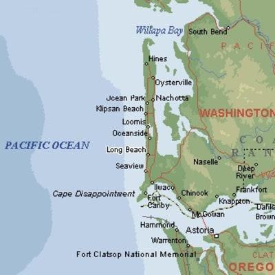 Find Us Andersens Oceanside RV Park Cottages