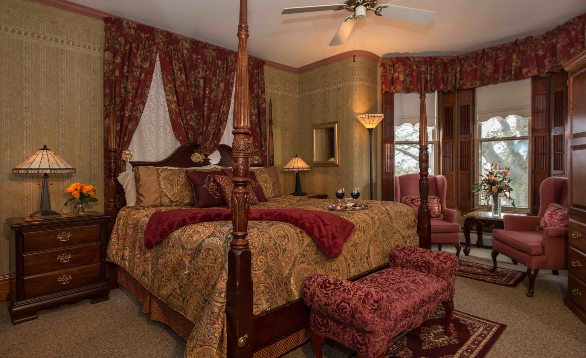 Parker House Bed