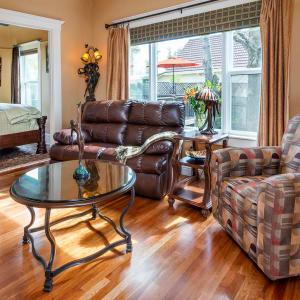 Camellia Living Room