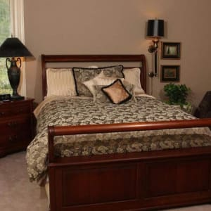 Chestnut Suite Bed