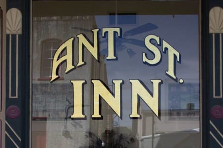Around Ant Street Inn