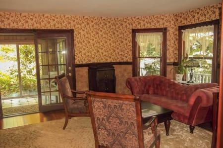 Inside the Inn