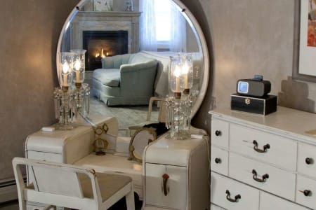 White Birches Vanity