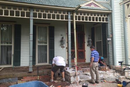 Porches Renovation