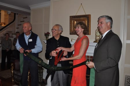 Main Line Chamber Ribbon Cutting