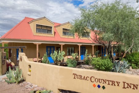 Tubac Country Inn Exterior