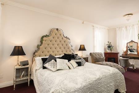 Inn Rooms French Suite King Spa Suite Private Veranda