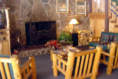 The Inn - a quiet and comfortable place to relax