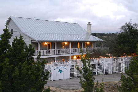 Exterior Front  of Equinox Inn at Biscuit Hill
