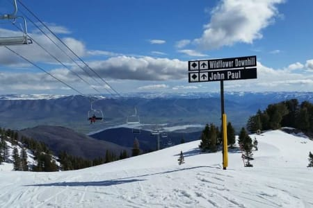 Snow Basin Ski Resort