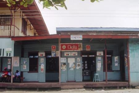 Manzanillo Town - Culture & History