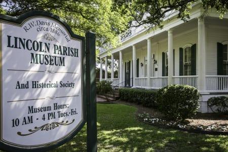 Ruston and Lincoln Parishes
