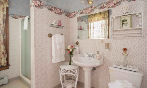 The Rose Garden Bathroom