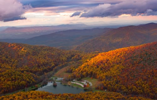 Planning a Romantic Blue Ridge Mountain Getaway