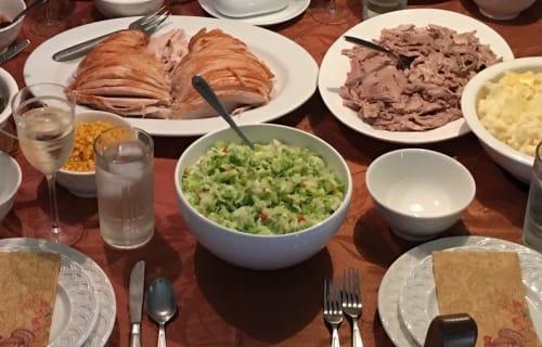 Grandma's Shrimp Salad Recipe
