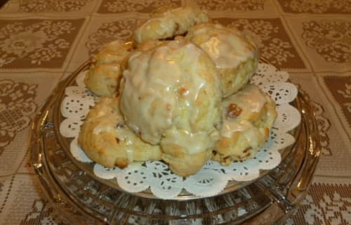 Favorite Recipe: Apricot-Orange Cream Scones