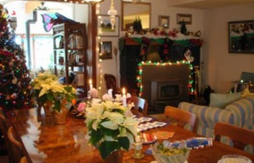 Ready-Made Christmas–Rent Boreas Inn (all five guest rooms or only one!) for $595 per night!