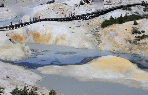 Lassen Volcanic National Park Proposal for 2015 Fee Increases