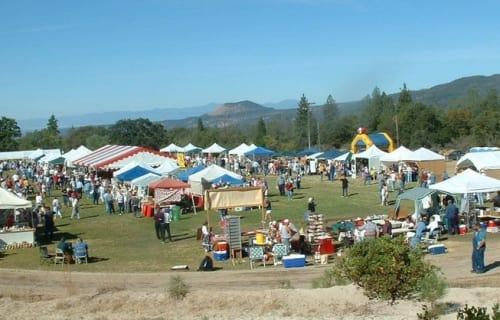 Wine Tasting and Annual Manton Apple Festival