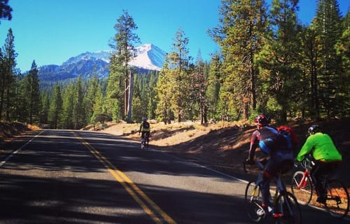 Bike Rides near St. Bernard Lodge 2018