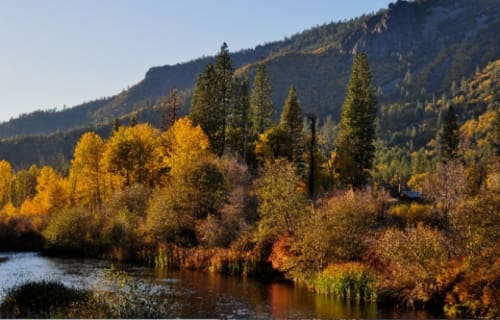 Fall Biking Events in Plumas County & Lassen Park