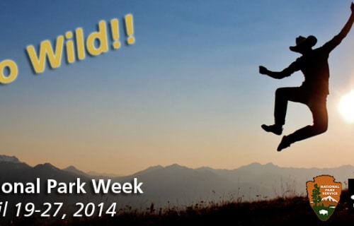 National Park Week 2014