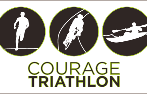 3rd Annual Courage Triathlon - Lake Almanor