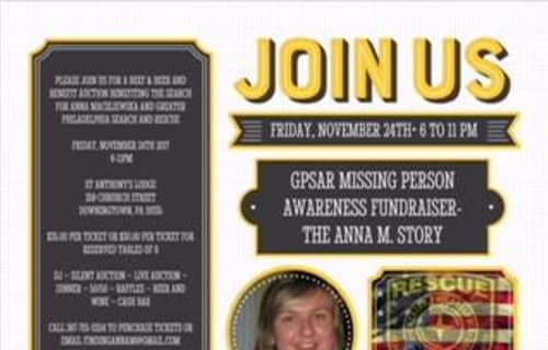 A fundraiser benefiting Anna Maciejewska's family