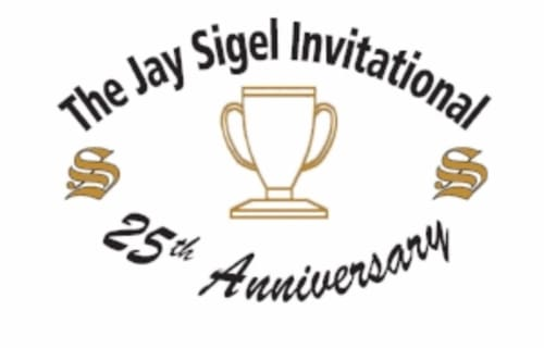 The Jay Sigel Invitational will celebrate its 25th Anniversary