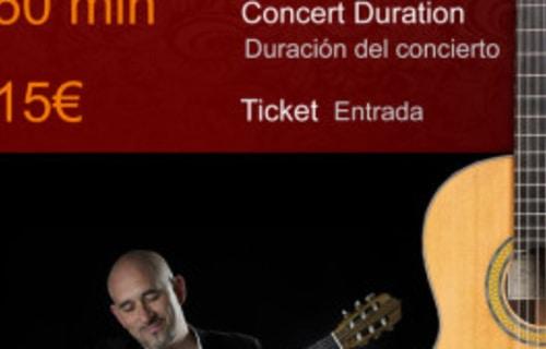 Flamenco Guitar in Ronda