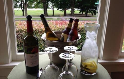 We love Washington Wines