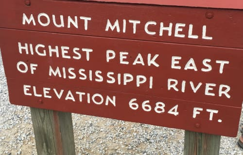 Why You Should Drive to Mount Mitchell
