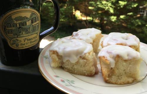 Ban the Can:  DIY Cinnamon Biscuits!