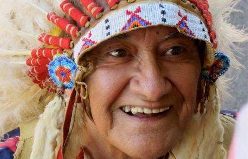 Arlee Celebration Pow Wow July 1-5th, 2015 near Bear Spirit Lodge