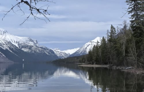 Glacier National Park, Majestic Natural Beauty, 2.5 hrs NorthEast from Bear Spirit Lodge B&B