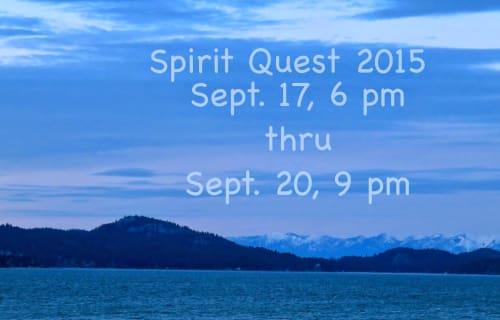 Spirit Quest 2015