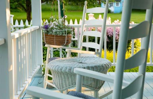 Garden + Porch