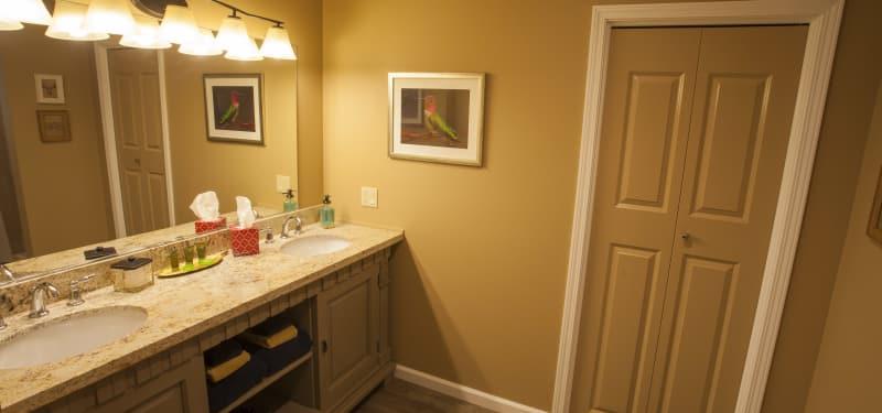 Sierra Room en suite