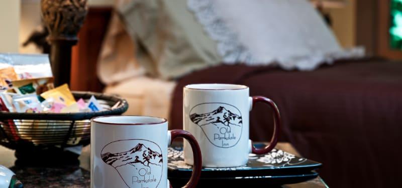 Coffee in the Meadowlark Room