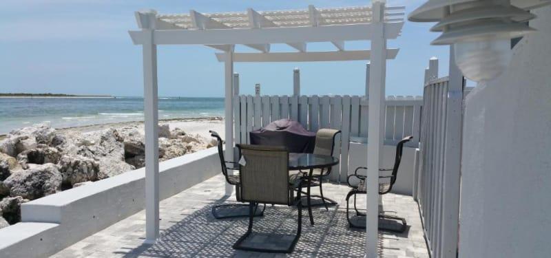 Villa F | St  Pete Beach | Island's End Resort