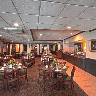 Dining Restaurants Inn At Reading Wyomissing Pa