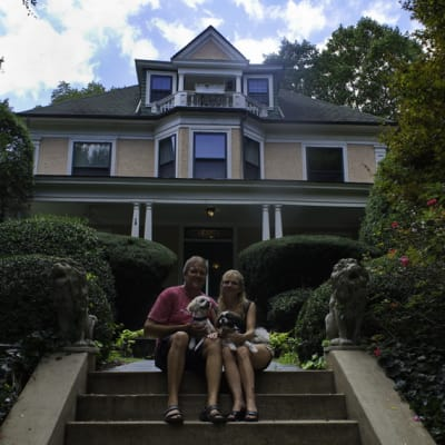 About The Lion And The Rose Asheville Bed Breakfast