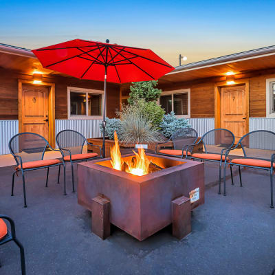 unique features wall street suites in bend oregon