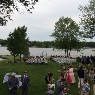 Wedding & Event Venue | Lighthouse Lodge in Monticello, IN