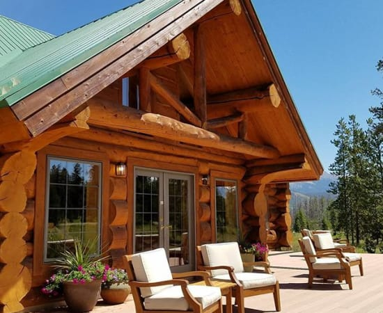 Wild Horse Inn Rustic Elegance In The Rocky Mountains