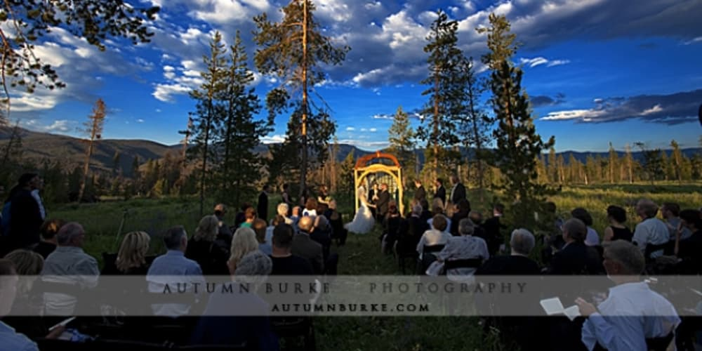 Wild Horse Inn Mountain Weddings