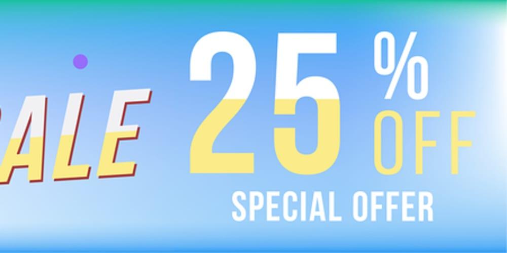 Last Minute Deals - FLASH25