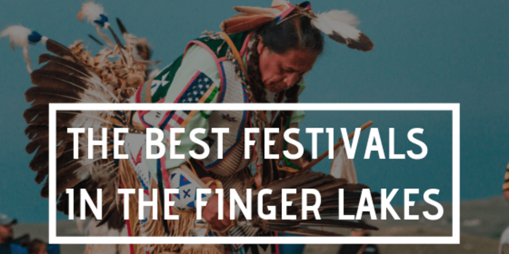 The Best Festivals in the Finger Lakes